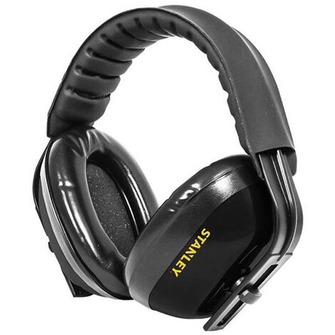 """main image of """"Stanley Tools STASY345C SY345C Padded Ear Defenders SNR 26 dB"""""""