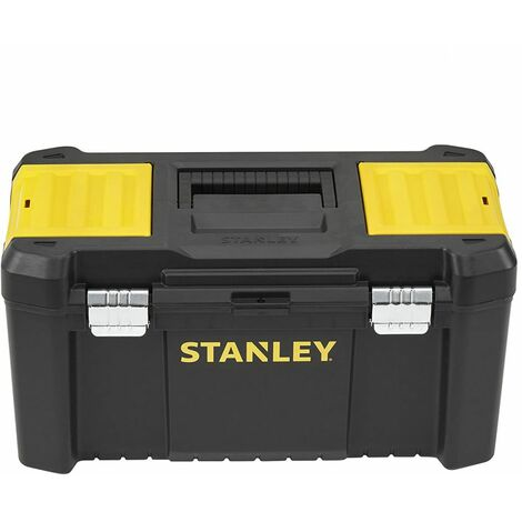Stanley Tools STST1-75515 Basic Toolbox with Organiser Top 32cm 12.1/2in