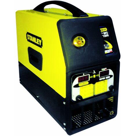 Stanley topmig1800?équipement de soudure Inverter pour travaux lourds (2,7W, 240V), Couleur Jaune et noir