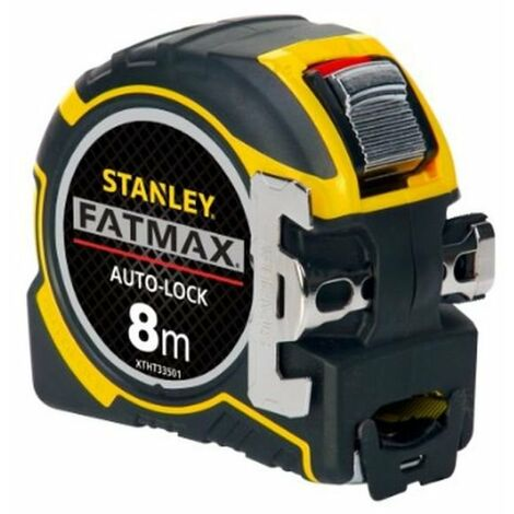 Stanley XTHT0-33671 Bandmass FatMax PRO Autolock 5m/32mm