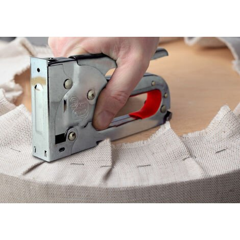 Staple Gun Fabric Upholstery DIY Powerful Staple Gun Tacker With 1000 Staples