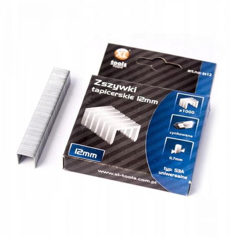 Staples type a 10mm 1000pcs for stapler taker