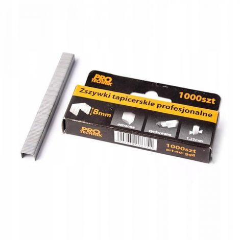 Staples type a 14mm 1000pcs for stapler taker