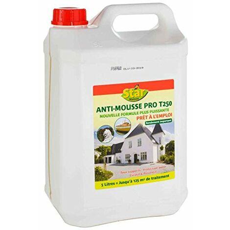 Star Jardin Anti Mousse Prêt à l'Emploi Blanc 5 L 08148
