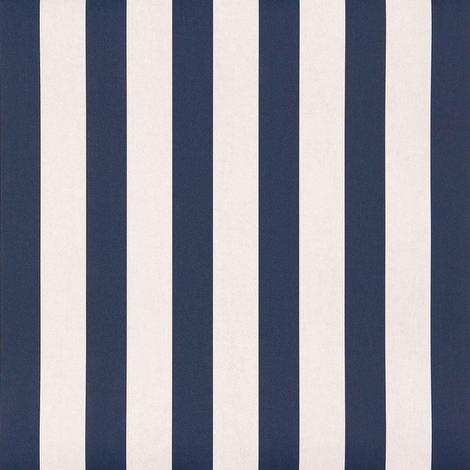 Star Wallpaper & Border Teen Children's Bedroom Stripes Planets White Blue Rasch
