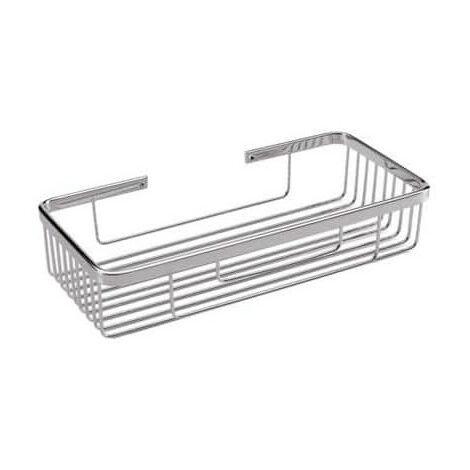 Stark basket rectangular steel B002 70x300x140mm