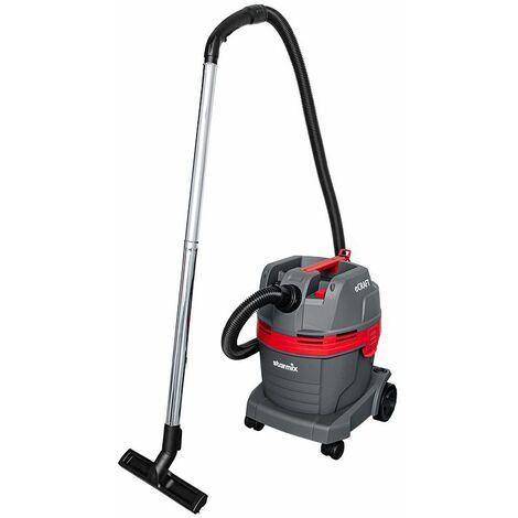 Starmix eCraft PL 1422 EWR – Aspirateur de nettoyage pour la maison, la cave, les loisirs, l'atelier (1400 W, 22 l) avec nettoyage du filtre 102566