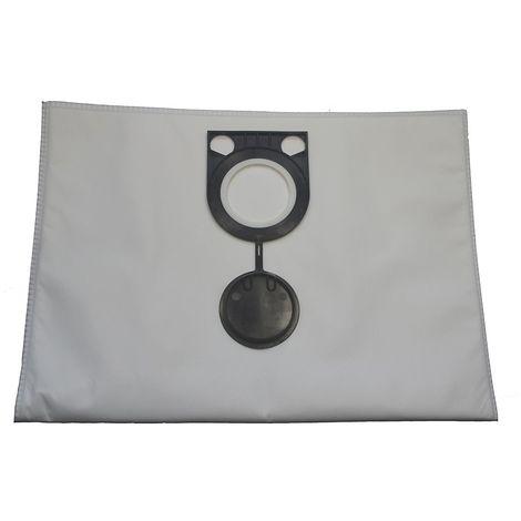starmix Sac filtrant - pour aspirateur avec cuve de 30-35 l - double couche, lot de 10
