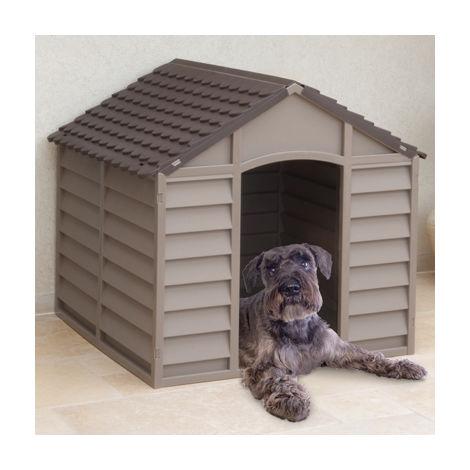 Starplast cuccia in pvc per cani 86x84xh82