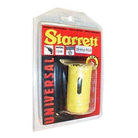 Starrett - Corona perforadora Bi-Metal Fast Cut