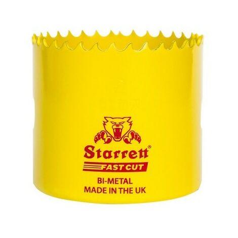 Starrett FCH0058 Fast Cut Bi-Metal Holesaw 16mm