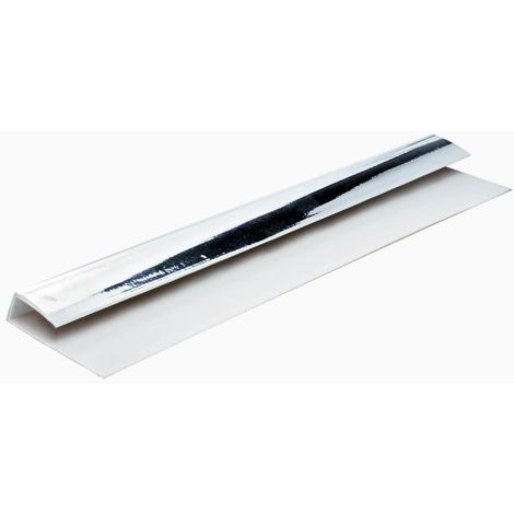 Starter/End 5mm Chrome Trim 2700mm Length
