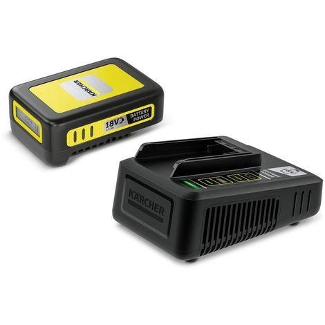 Starter kit Battery Power 18/25 Karcher 2.445 062.0