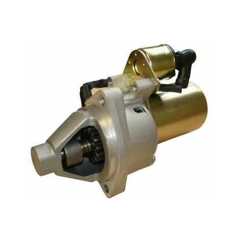 Starter Motor Honda GX340 And GX390 Replacement With Solenoid