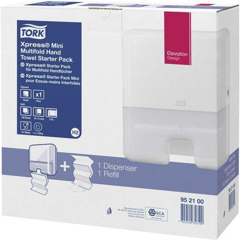 Starter Pack distributeur essuie-mains Mini C&C Tork 952100