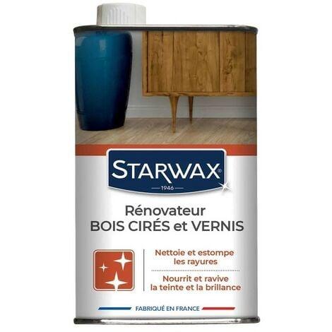 STARWAX - Rénovateur pour meubles - bois cirés et vernis 500mL