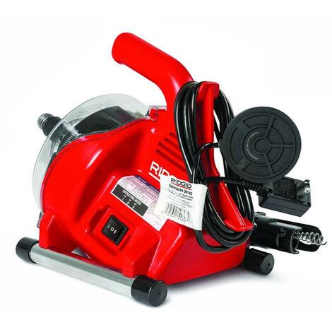Stasatrice para la limpieza de los desagües de Ridgid PowerClear un alambre de 20-40mm 59143