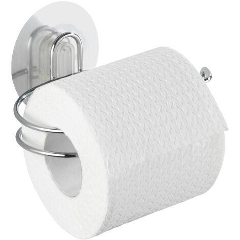 Static-Loc® Toilettenpapierhalter Osimo aufladung haften Haftung WENKO