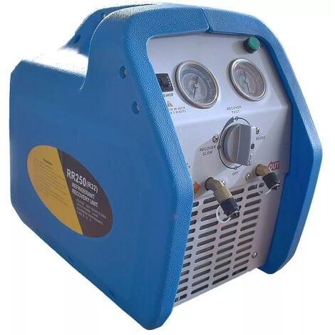 Station de récupération pour réfrigérant R32 et tous fluides