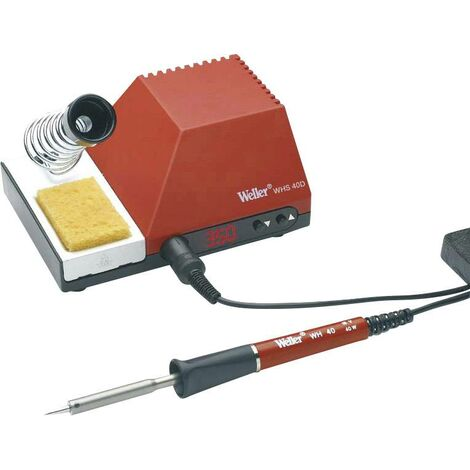 Station de soudage numérique Weller WHS 40 D 40 W +150 à +450 °C C95325