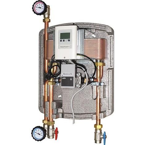 Station d'eau douce Fresh 4 Easyflow avec pompe de circulation