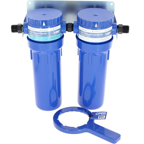 Station duplex Pilodiphos PAP de BWT - Filtres eau domestique