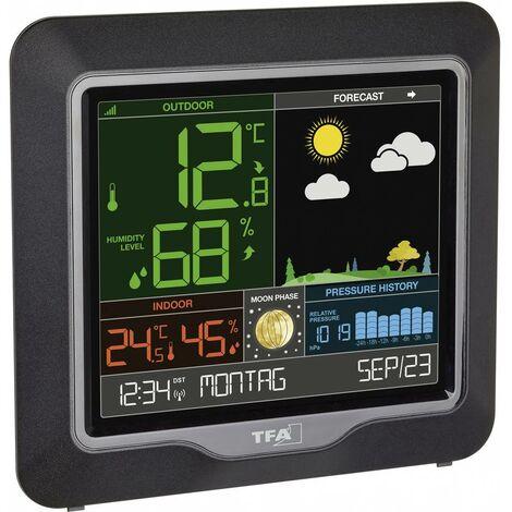 Station météo radiopilotée TFA Dostmann Season 35.1150.01 Prévisions météorologiques 1 jour 1 pc(s)