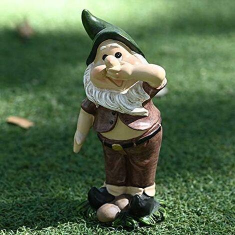 "main image of ""Statue de Jardin en Résine Statue De Nain De Jardin Miniature Décoration De Jardin (B)Statue de Jardin en Résine Statue De Nain De Jardin Miniature Décoration De Jardin (B)"""