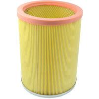 Staubsaugerfilter, Filter, Patronenfilter passend für Kärcher NT 70, NT 70/1, NT 70/2, 6.907-038.0