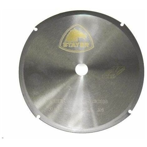 Stayer - Disco HSS corte madera ST 115x22.2mm