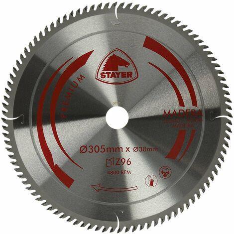 "main image of ""Stayer Disco Widia Aluminio 200*30 .60 D"""
