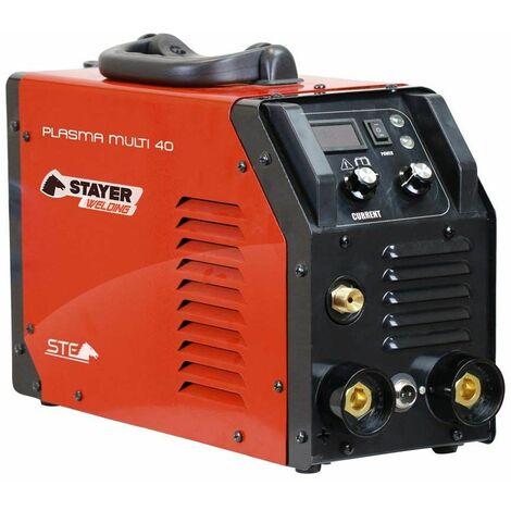 Stayer - Equipo de soldadura plasma multi 40
