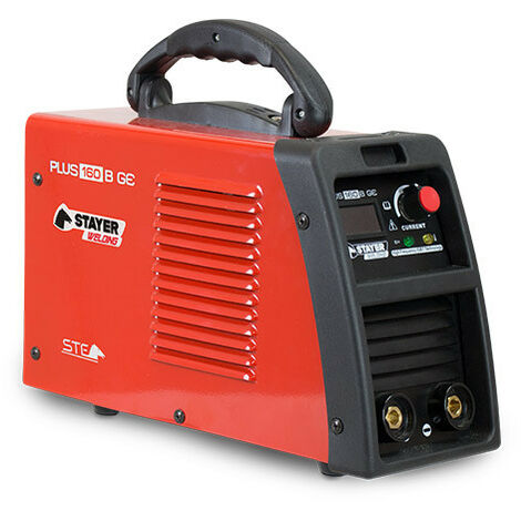 Stayer - INVERTER MMA Soldadura por Electrodo 30%.
