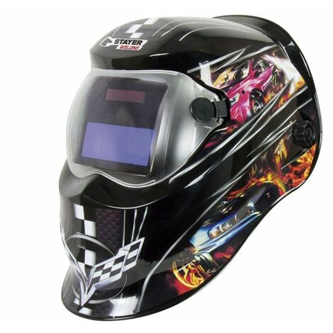 Stayer - Mascara de soldar carnival auto