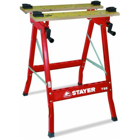 Stayer - Mesa soporte ingletadora T88