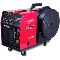 Stayer MIG200MULTI - INVERTER Soldadura MIG/MAG 200A 4mm Hilo0.6