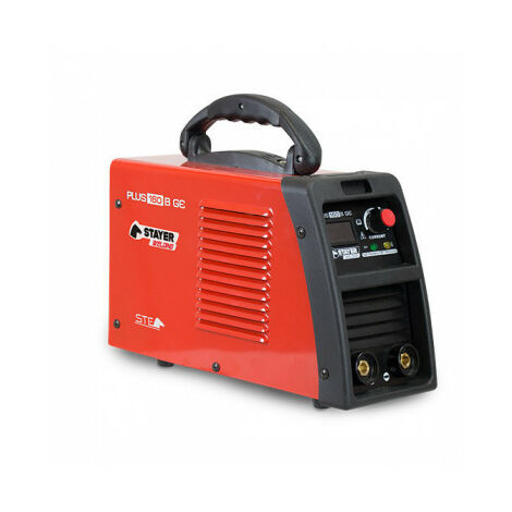 Stayer PLUS - INVERTER MMA Soldadura por Electrodo 30%