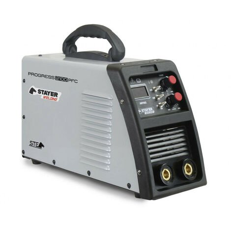 Stayer PROGRESS PFC - INVERTER MMA Soldadura por Electrodo PROGRESS 60% Modelo - PROGRESS 2100 PFC