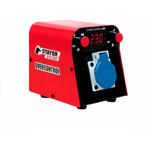 Stayer Protector Tension Overcontrol 400 Digital