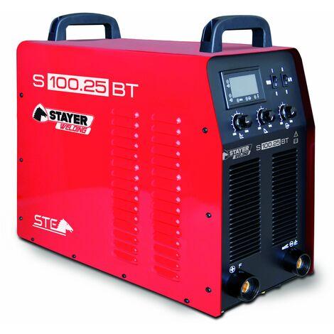 Stayer S100.35 BT - INVERTER MMA Soldadura por Electrodo 100%