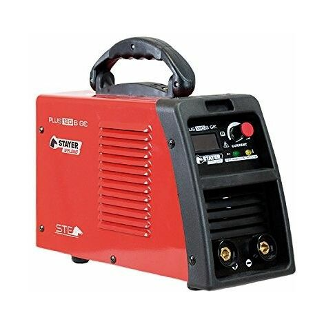 Stayer - Soldador inverter plus 120 BGEK