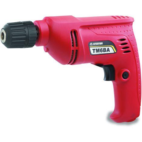 Stayer TM6BA - Taladro eléctrico reversible