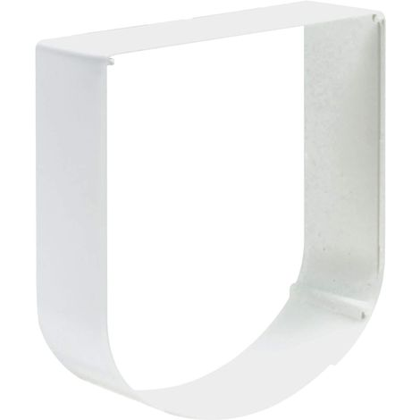 Staywell 310 Cat Flap Extension For 300 400 500 Series (One Size) (White)