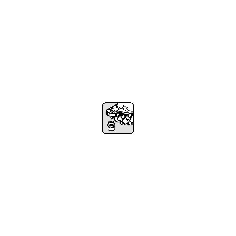"""Sechskant-Steckschlüssel-Garnitur 3//8/"""" 29tlg ++NEU+++ ZYKLOP speed Wera"""
