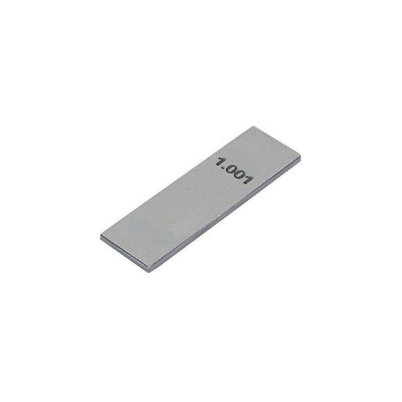 Image of 1.001MM Grade 1 Steel Slip Gauge (M88) - Kennedy