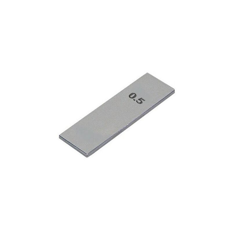 Image of 0.5MM Grade 1 Steel Slip Gauge (M88) - Kennedy
