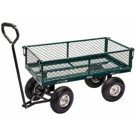 Steel Mesh Gardeners Cart