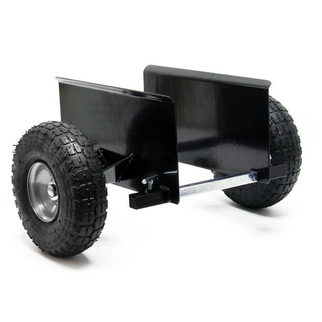 Steel Sack Truck for up to 275kg with Pneumatic Tyres and 2 Clamping Jaws