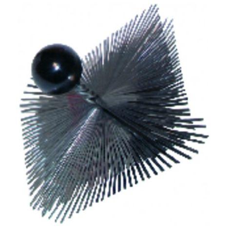 Steel square roller brush ball 325mm x 325mm