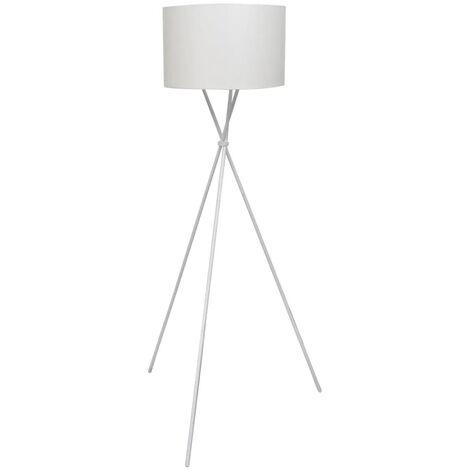 Stehlampe Stehleuchte Standleuchte weiß